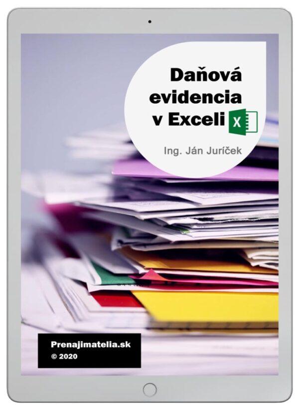 Daňová evidencia v Exceli